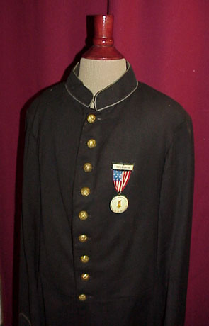 Civil War US Infantry Frock Coat